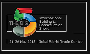 THE BIG 5 International Building & Construction Show 2016