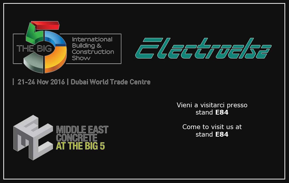 THE BIG 5 International Building & Construction Show