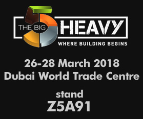 Big 5 Heavy - Dubai, 26-28 March 2018